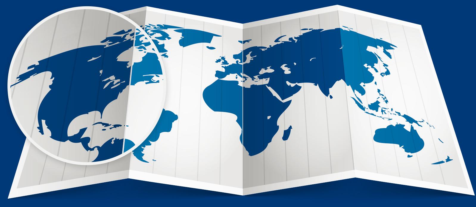 Ambassadors Map